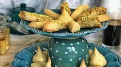 Vous aimez la Ghrayba aux pois chiches? Voici la recette de Nesrine