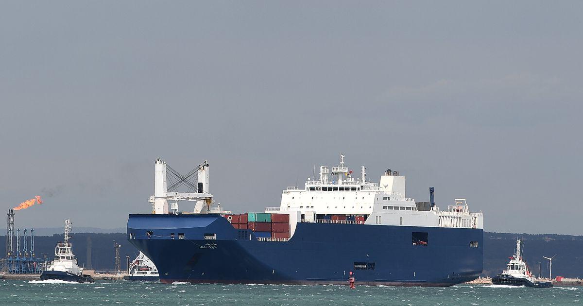 À Marseille, des dockers refusent de charger des armes françaises pour l'Arabie saoudite