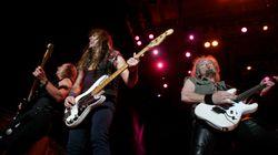 Οι Iron Maiden διεκδικούν 2 εκατ. δολάρια από εταιρεία