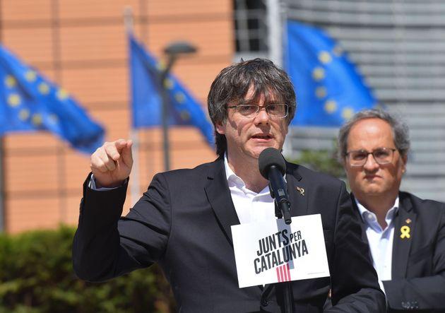 El Parlamento Europeo suspende las acreditaciones de todos los eurodiputados