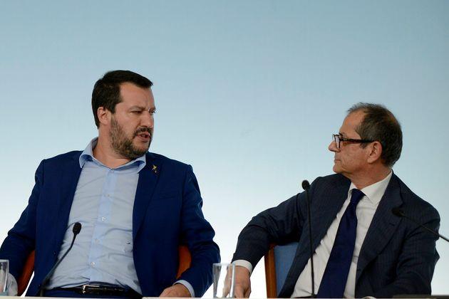 Salvini alla conquista del Tesoro. Il leghista detta la prossima manovra a