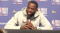 Draymond Green Gives Very Cool Advice On How To Be
