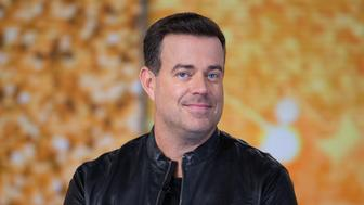 TODAY -- Pictured: Carson Daly on Wednesday, September 12, 2018 -- (Photo by: Nathan Congleton/NBC/NBCU Photo Bank via Getty Images)