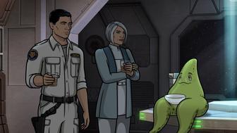"""""""Archer"""" on FXX."""