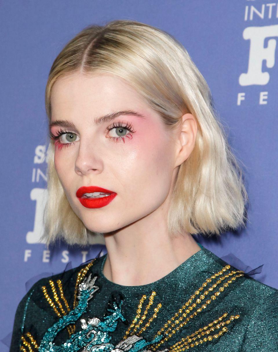 Celebrity Beauty: