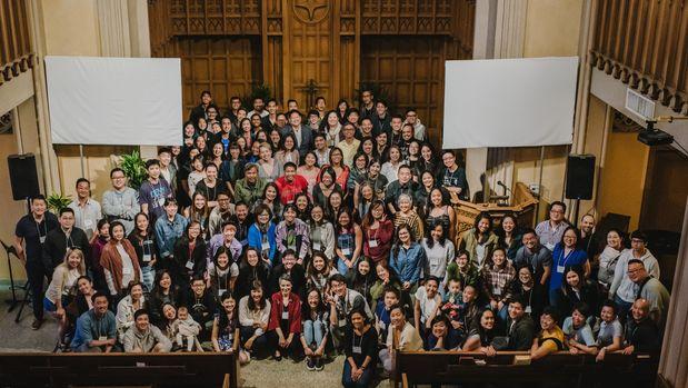 Progressive Asian American Christian