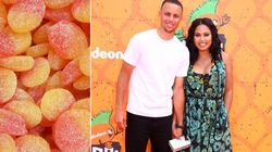 Canadian Candy Is A Big Part Of Steph And Ayesha Curry's Love