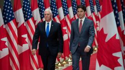 Trudeau Says He Had 'Cordial' Exchange With Pence On U.S. Abortion