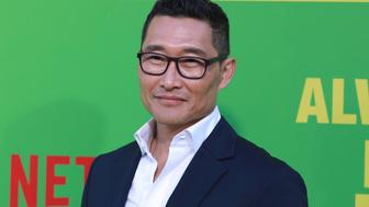 "Daniel Dae Kim arrives at the premiere of ""Always Be My Maybe"" on Wednesday, May 22, 2019, at the Regency Village Theatre in Los Angeles. (Photo by Mark Von Holden/Invision/AP)"