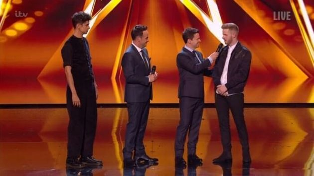 Britain's Got Talent: Magician Ben Hart And Singer Mark McMullen Make