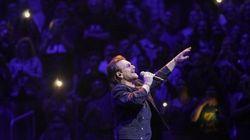 밴드 U2의 첫 내한공연 : 티켓은 10일부터 사전 예매할 수