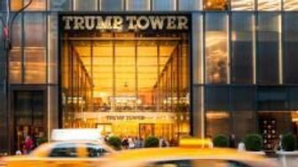 Trump Tower prices falling