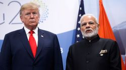 US Says End Of Preferential Trade Status For India 'Done