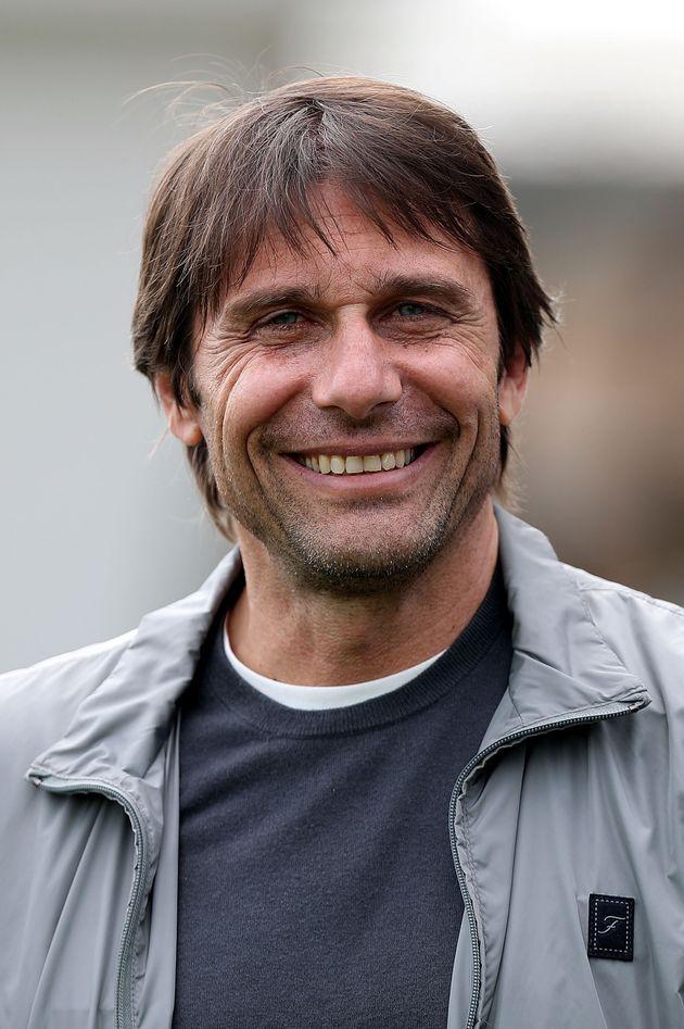 Antonio Conte è il nuovo allenatore