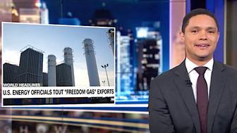 Trevor Noah Freedom Gas