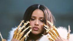 Rosalía no es tan original, esta cantante ya llevó sus uñas en