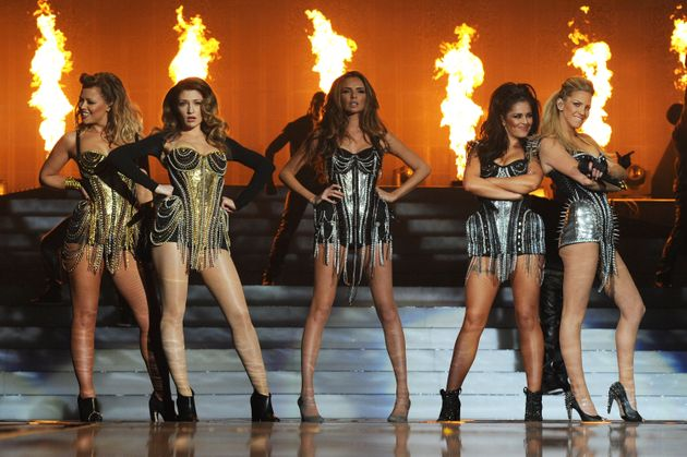 Girls Aloud on their Ten: The Hits