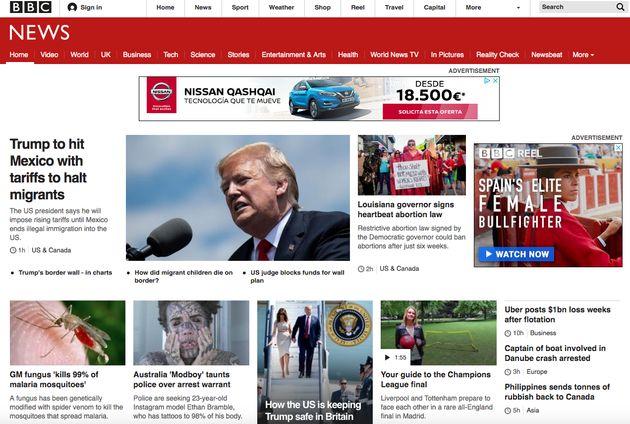 La noticia sobre España que llama la atención en Reino Unido: está entre las más vistas de la web de...