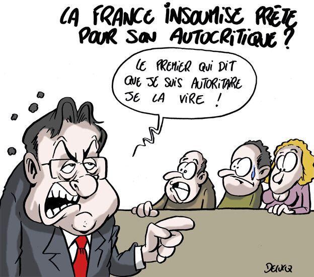Les limites de l'autocritique de La France