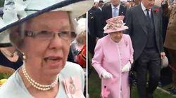 Spinge la regina a rompere il protocollo, la dama di compagnia di Elisabetta la