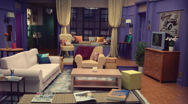 Ikea Is Selling Furniture So You Can Recreate The Friends Set In