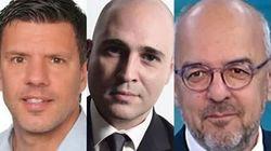 Μπογδάνος, Παπαδημητρίου, Φύσσας και οι άλλοι πέντε νέοι υποψήφιοι βουλευτές της