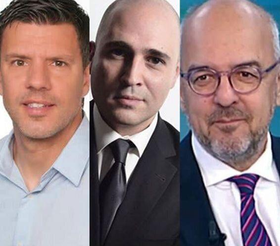 Φύσσας, Μπογδάνος, Παπαδημητρίου και οι άλλοι πέντε νέοι υποψήφιοι βουλευτές της