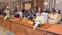 Au sommet extraordinaire arabe, le roi Salmane appelle à l'unité des pays arabes face à