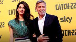 ¿Quieres cenar con los Clooney en