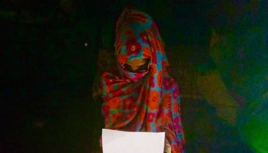 In UP, A Dalit Girl Burnt Alive Has Left Her Mother Mourning