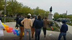 Trois étudiants exclus après l'attaque d'un stand LGBT en