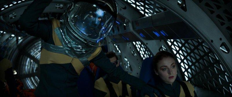 賽門金柏格:《X戰警》以前拍起來都一團亂