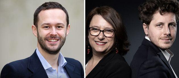 David Belliard et le tandem Antoinette Guhl-Julien Bayou sont candidats à l'investiture EELV aux...