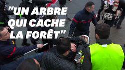 Procès de policiers: Jérôme Rodrigues partagé entre