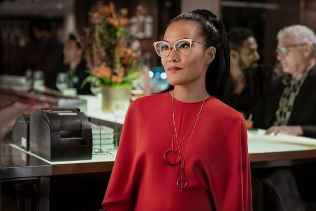 Ali Wong as Sasha Tran.