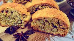La recette gourmande de croquants anisés aux amandes de