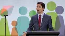 Justin Trudeau déjà en campagne devant les