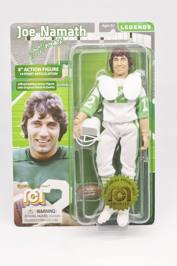 "Want to make your dad feel old? Give him this action figure of <a href=""https://toywiz.com/new-york-jets-legends-joe-namath-a"