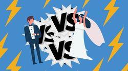 Cómo hacer la lista de invitados de boda sin pasar