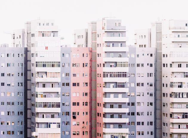 Edificios en Las Palmas de Gran
