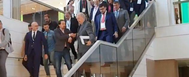 Empresarios: este es el vídeo que demuestra que Pablo Iglesias no es el