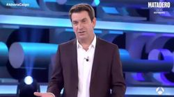 Una concursante de 'Ahora Caigo' deja sin palabras a Arturo Valls: