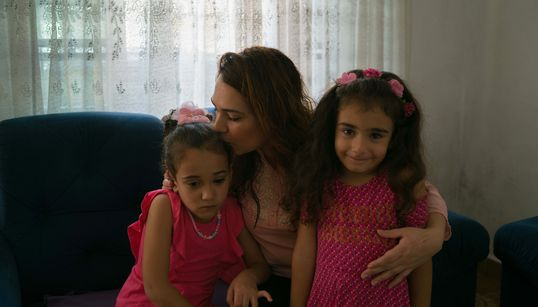 As bombas da guerra na Síria que dizimaram a esperança de Rama e suas