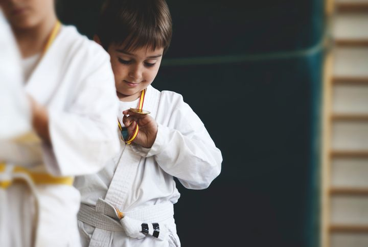 Focusing on achievement and success can be stressful and discouraging for kids.