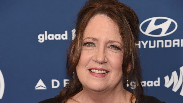 NEW YORK, NEW YORK - MAY 04: Ann Dowd attends the 30th Annual GLAAD Media Awards New York  at New York Hilton Midtown on May 04, 2019 in New York City. (Photo by Jamie McCarthy/Getty Images for GLAAD)