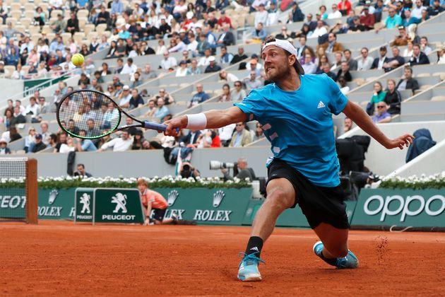 Roland Garros: Lucas Pouille dénonce