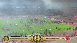 L'ES Tunis remporte la Ligue des Champions d'Afrique au terme d'un match