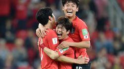 'U20 월드컵'에서 한국이 아르헨티나를 이기고 16강에