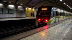 Νεκρός ανασύρθηκε άνδρας που έπεσε στις γραμμές του μετρό στον Άγιο