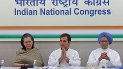 Sonia Gandhi Elected Leader of Congress Parliamentary